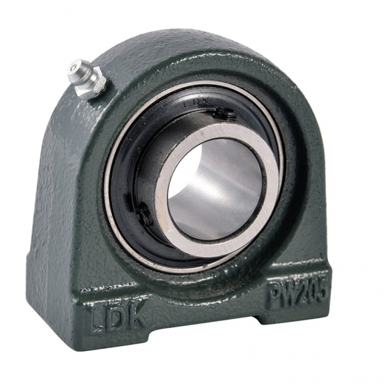 Tapped Base Pillow Block Bearings